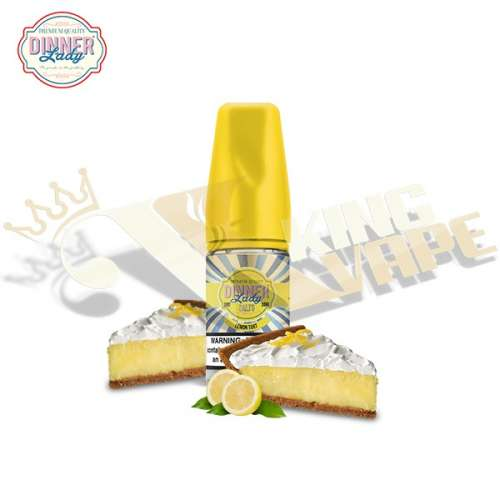 LEMON TART SALT BY DINNER LADY