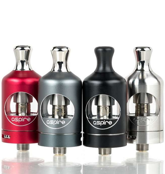 aspire nautilus 2 mtl tank bvc 2 vape tanks 4 color