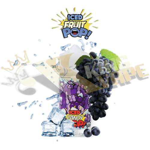 ICE GRAPE BY POP VAPORS
