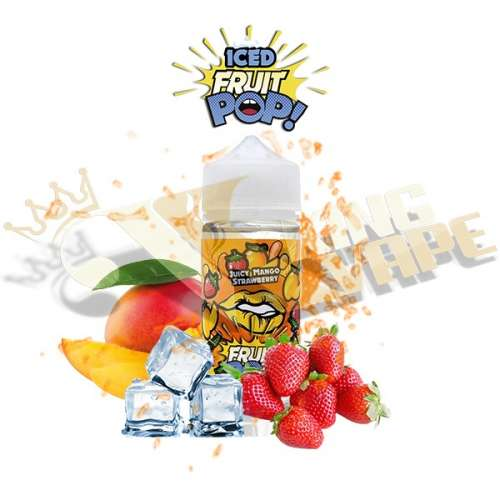 ICE MANGO STRAWBERRY BY POP VAPORS