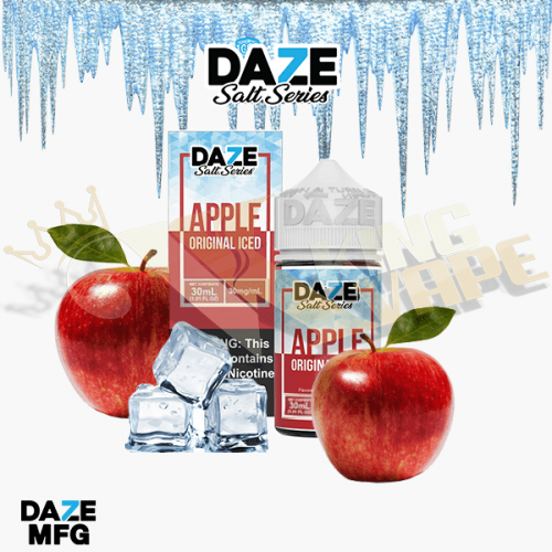 ICED APPLE SALT BY REDS
