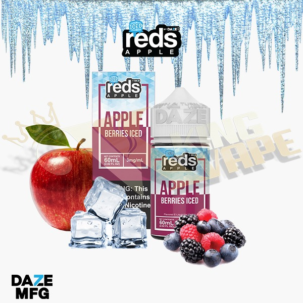 ICED BERRIES BY REDS