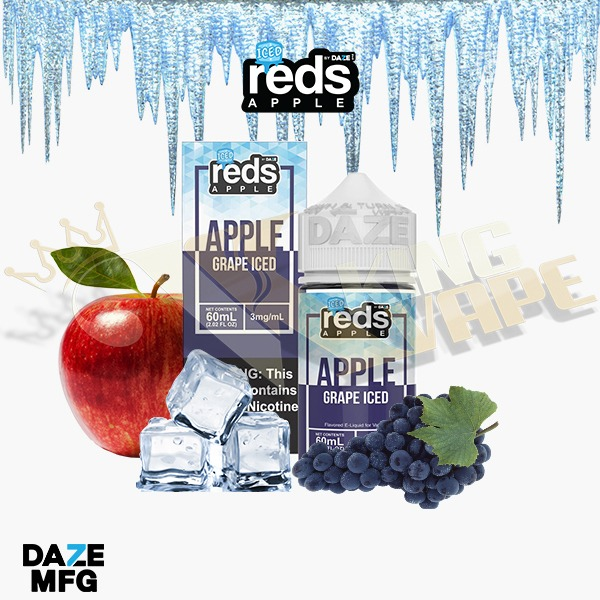 ICED GRAPE BY REDS