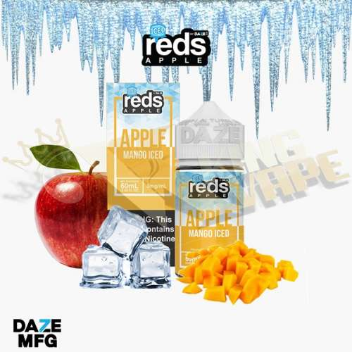 ICED MANGO BY REDS