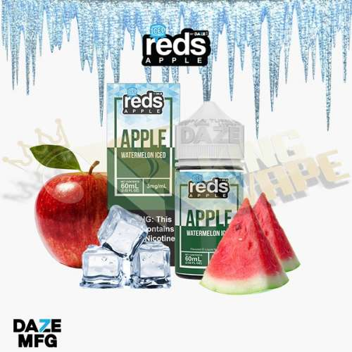 ICED WATERMELON BY REDS