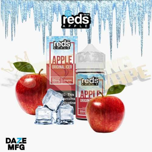 ICED APPLE BY REDS