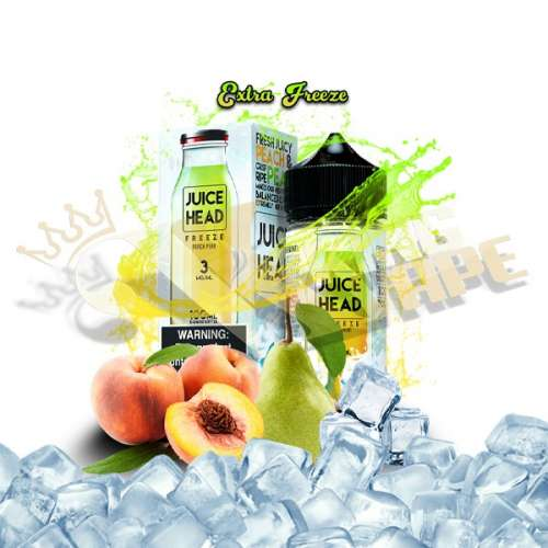 ICE PEACH PEAR EXTRA FREEZE