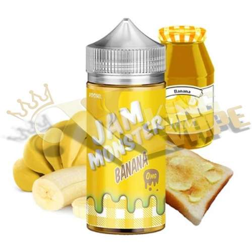 BANANA BY JAM MONSTER
