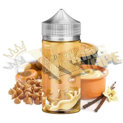 BUTTERSCOTCH CUSTARD BY CUSTARD MONSTER