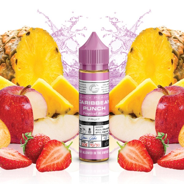 Caribbean Punch by Glas Vapor