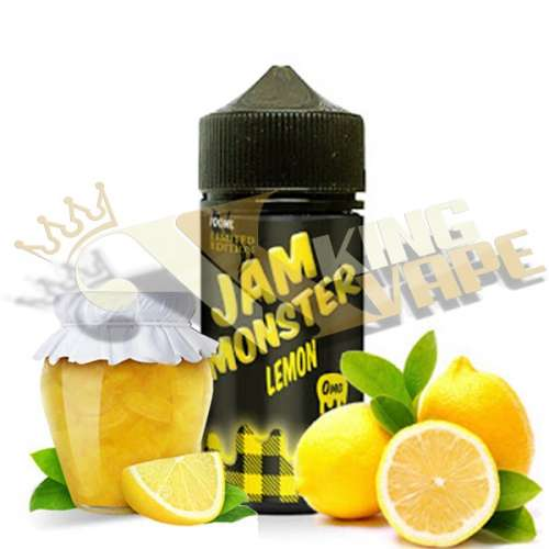 LEMON BY JAM MONSTER