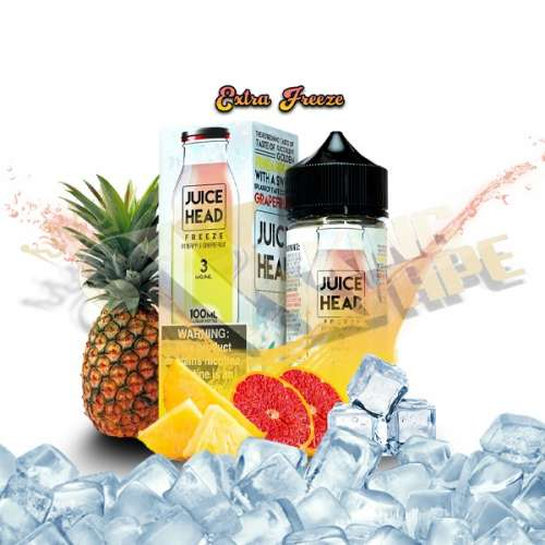ICE PINEAPPLE GRAPEFRUIT EXTRA FREEZE