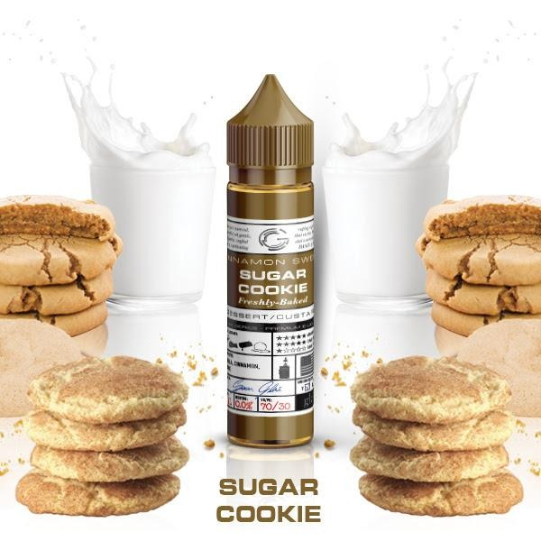 Sugar Cookie by Glas Vapor