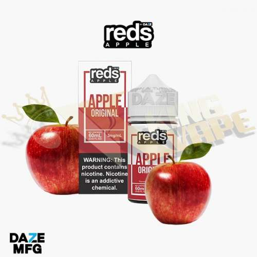APPLE BY REDS