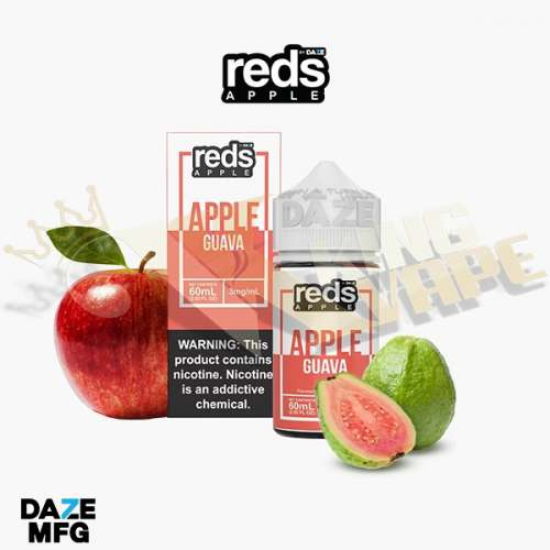GUAVA BY REDS 60ML