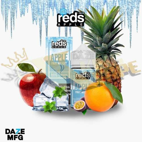 ICED FRUIT MIX BY REDS