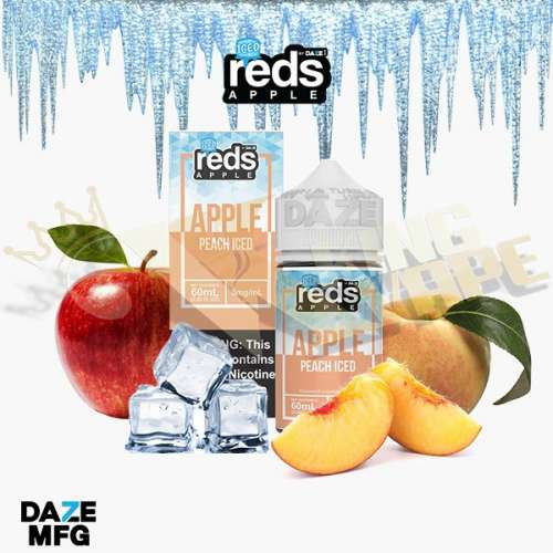 ICED PEACH BY REDS