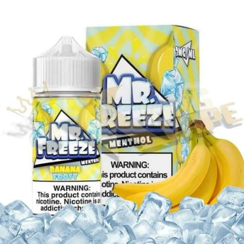 BANANA FROST BY MR FREEZE
