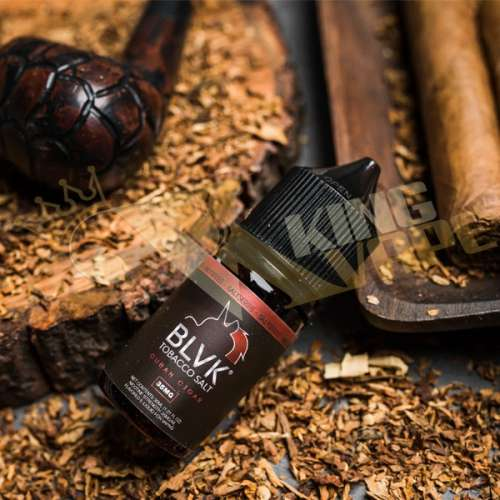CUBAN CIGAR SALT BY BLVK