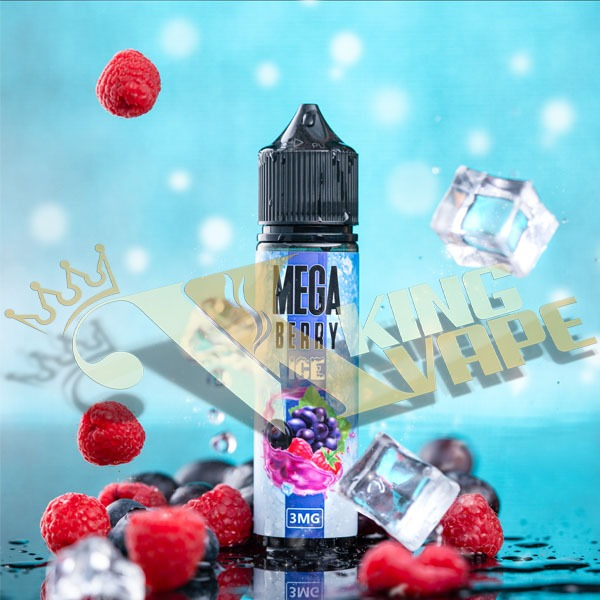 MEGA BERRY ICE BY GRAND