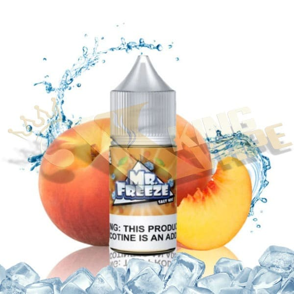 PEACH FROST SALT BY MR FREEZE