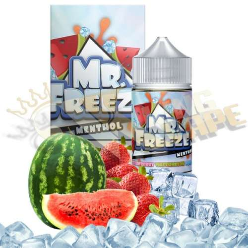 STRAWBERRY WATERELON FROST BY MR FREEZE