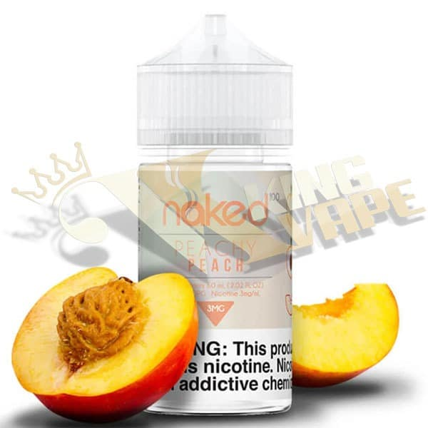 PEACH BY NAKED
