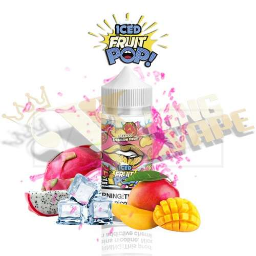 ICE MANGO DRAGONFRUIT BY POP VAPORS