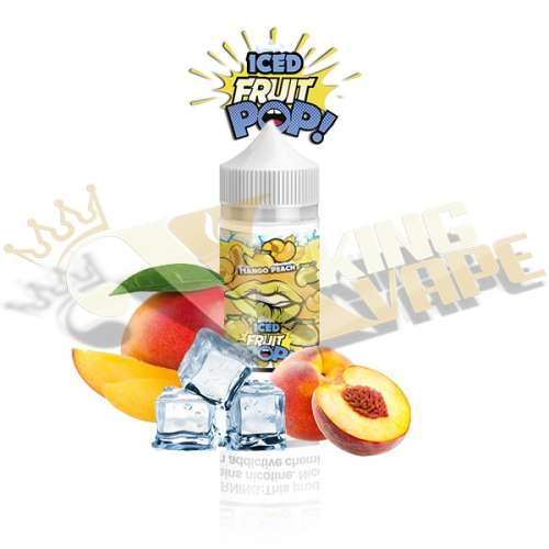 ICE MANGO PEACH BY POP VAPORS